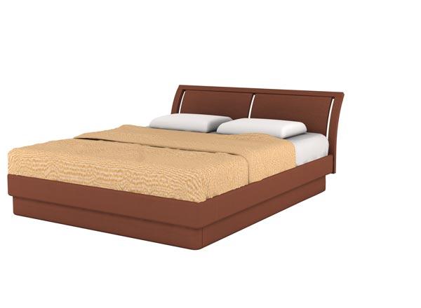 Кровать Торис ЮМА В4 (Рието)