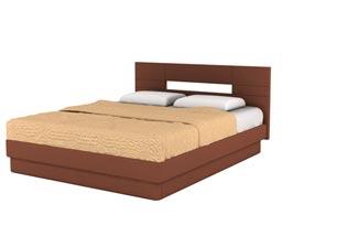 Кровать Торис ЮМА С2 (Ронвик)