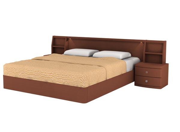 Кровать Торис  МАТИ А1 (Арис)