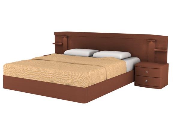 Кровать Торис  МАТИ А2 (Лунг)