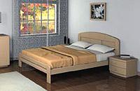 Мебель из сосны Кровати Торис  из массива сосны